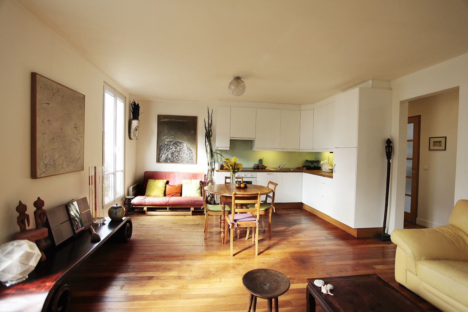 Paris Vacation Apartment   Paris Holiday Let 2 Bedrooms