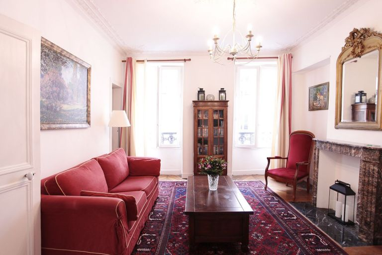 Paris vacation apartment, Paris holiday let 1 bedroom