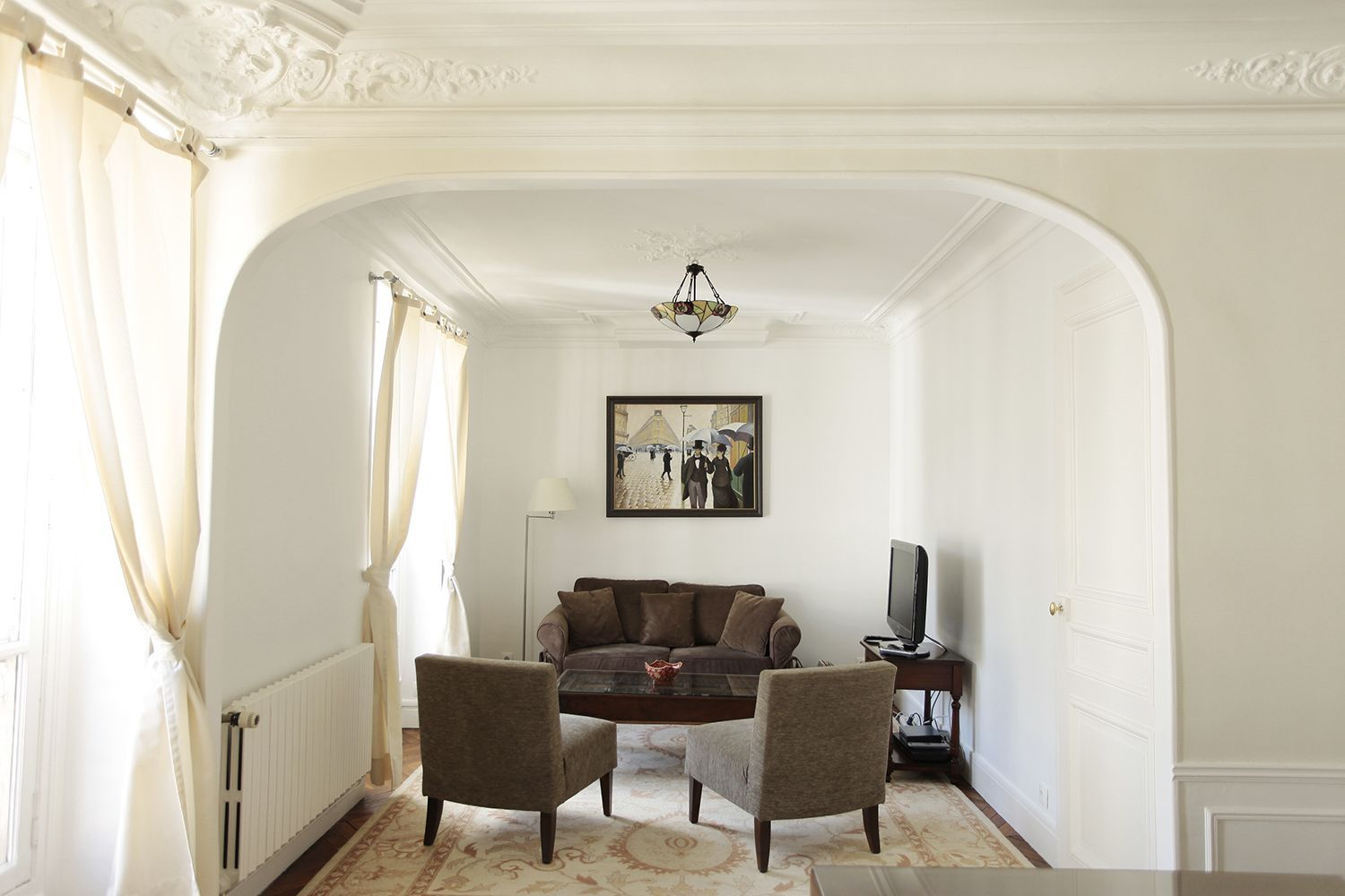 Perfectly Paris Vacation Apartments Tranquility in the Eighth